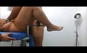 डॉक्टर ने नर्स को जमकर चोदा