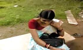 इंडियन भाभी आउटडोर सेक्स