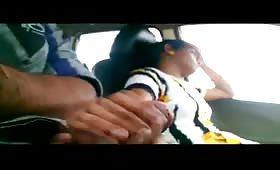 कार में चुदाई